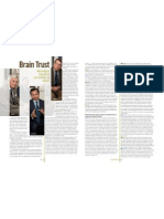 2012 Neurosurgery in SLUSOM Grand Rounds Magazine for ALUMNI