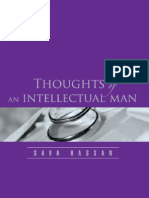 Thoughts of Intellectual Man