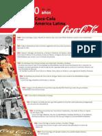 Timeline Coca-ColaInLatinAmerica Spanish