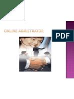 Online Administrator_ Chaima Damaris Lucila