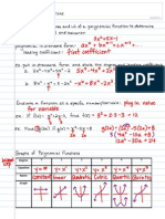 A2 6.3 Polynomial Functions
