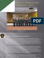 2011 Lakewood Crime Report