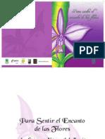 Libro de Poesía Para Sentir el Encanto de las Flores-2