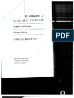 Holton Keplers Universe in Scientific Thought Pp 53_74