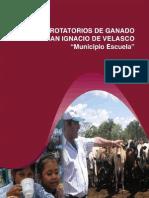 "Fondos Rotatorios de Ganado. San Ignacio de Velasco ""Municipio Escuela"""