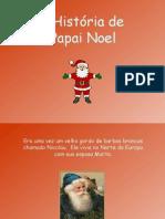 A Historia de Papai Noel