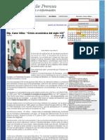 08-02-12  La unificación Europea y su crisis económica del siglo XXI