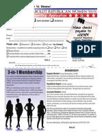 HRWF Membership Application