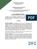 Acuerdo Psaa11-8987 Operatividad Juzgados Laborales de Cali