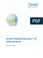 Backup Recovery Advanced Server Userguide.it