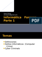 Informatica Foresense Part1
