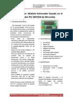 Manual 18F2550Trainer V1.0