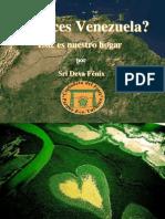 ¿Conoces Venezuela?