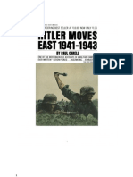 53250938 Hitler Moves East 1941 Paul Carell