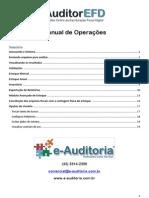 Www.e Auditoria.com.Br Manual AuditorEFD