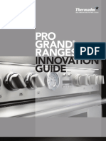Thermador Pro Grand Range Brochure