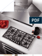 Thermador Master Cook Ventilation Brochure