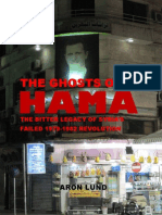 The Ghosts of Hama by Aron Lund