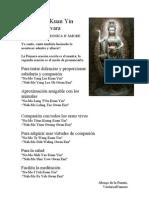 Mantras de Kuan Yin