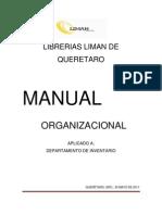 Manual Organizacional Revisado