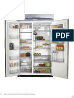 Thermador Design Guide - Side by Side Refrigeration
