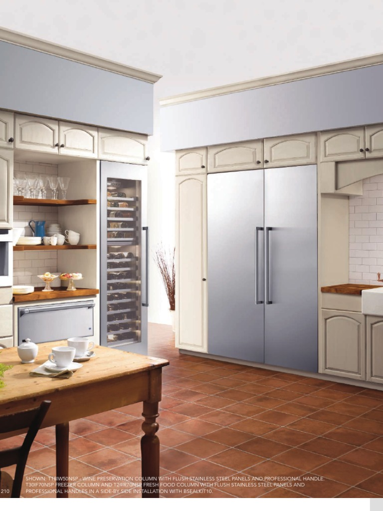 Thermador Design Guide - Freedom Refrigeration | Cabinetry ...