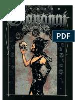 Vampire the Masquerade - Clanbook Giovanni (Revised)