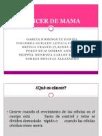 5.- Cancer de Mama
