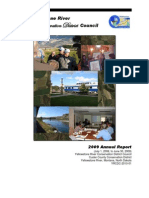 2009 Annual Report Yellowstone River Conservation District Council