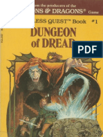 Endless Quest - Book 1 - Dungeon of Dread