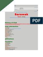 FM2012 Sarawak Team Guide