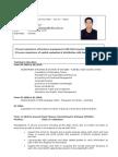 Vu Nam Duong CV