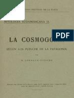La Cosmogonia Segun Los Puelches de La Patagonia