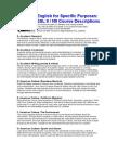 9 Course Descriptions