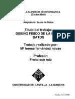 (2000) - Diseño Físico de la Base de Datos