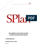 DOCUMENTO DE CAPACITACIÓN SPLAN v2.0