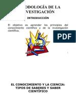 1 Tec METODOLOGÍA DE LA INVESTIGACIÓN