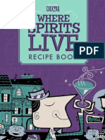 Tales of the Cocktail Recipe Book
