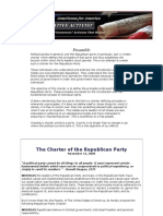 The Republican Charter