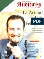 La Actitud de La Felicidad | Revista Auditorios #08