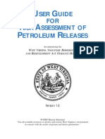 Risk Assessment Guide for Petroleum