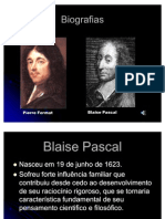 Apresentação Blaise& Pascal