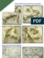 La Escultura Del Partenon