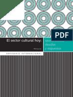 El+Sector+Cultural+Hoy
