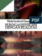Nikolai Gavrilovich Chernyshevsky - Hubungan Estetik Seni Dengan Realitas