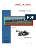 Powell County Growth Policy