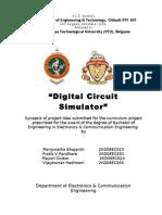Digital Circuit Simulator