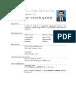 USMAN CV