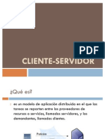 Unidad 1 Cliente-servidor