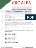 33.CablesConectoresCoaxialesRadioAlfa